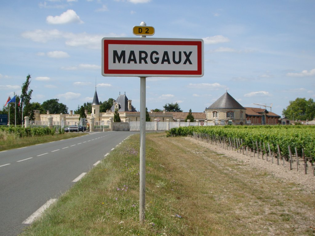 At last - Margaux!