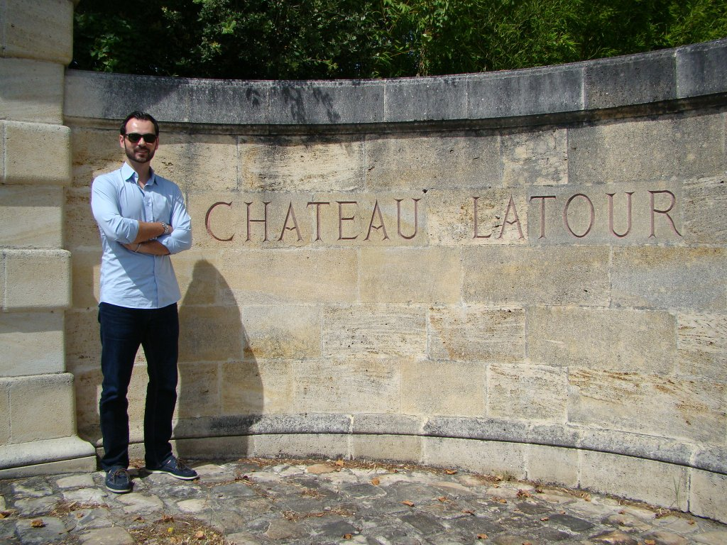 One day maybe I will be able to afford a bottle of Chateau Latour