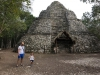 Church at Coba ruins