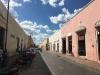 Valladolid street scene