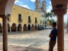 Valladolid - town Plaza view