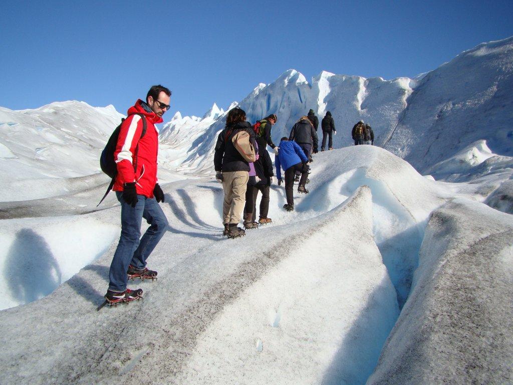 ice-trekking