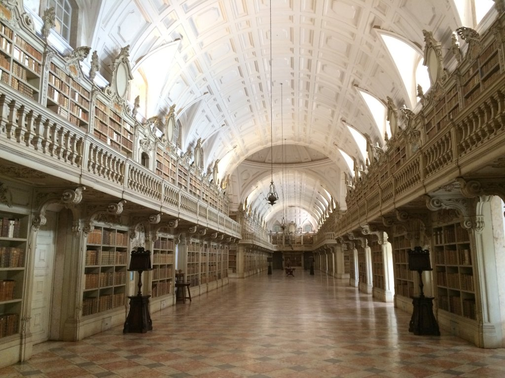 The Library (Over 36,000 books)