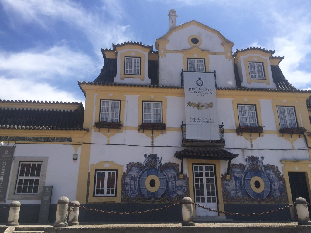 Jose Maria da Fonseca Winery (Located in heart of Azeitao)