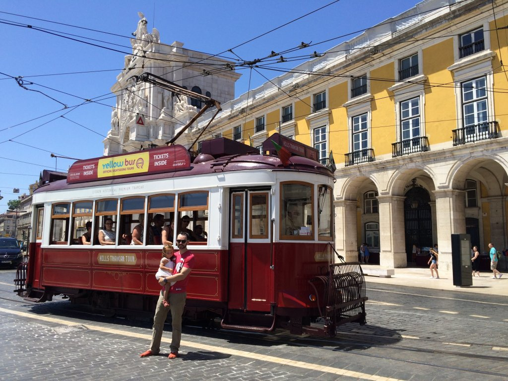 Lisbon has Very Cool Trams