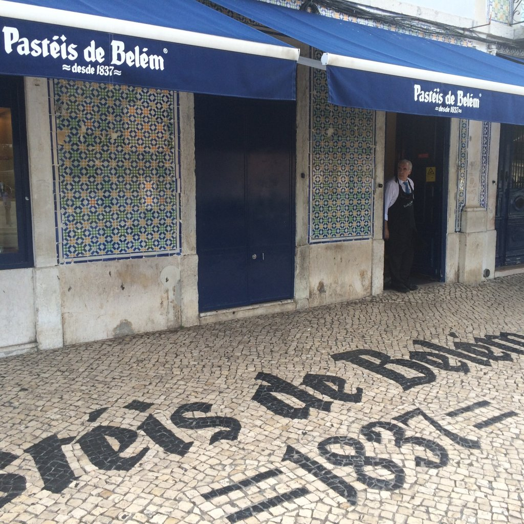 The Original Pastel de Belem Bakery