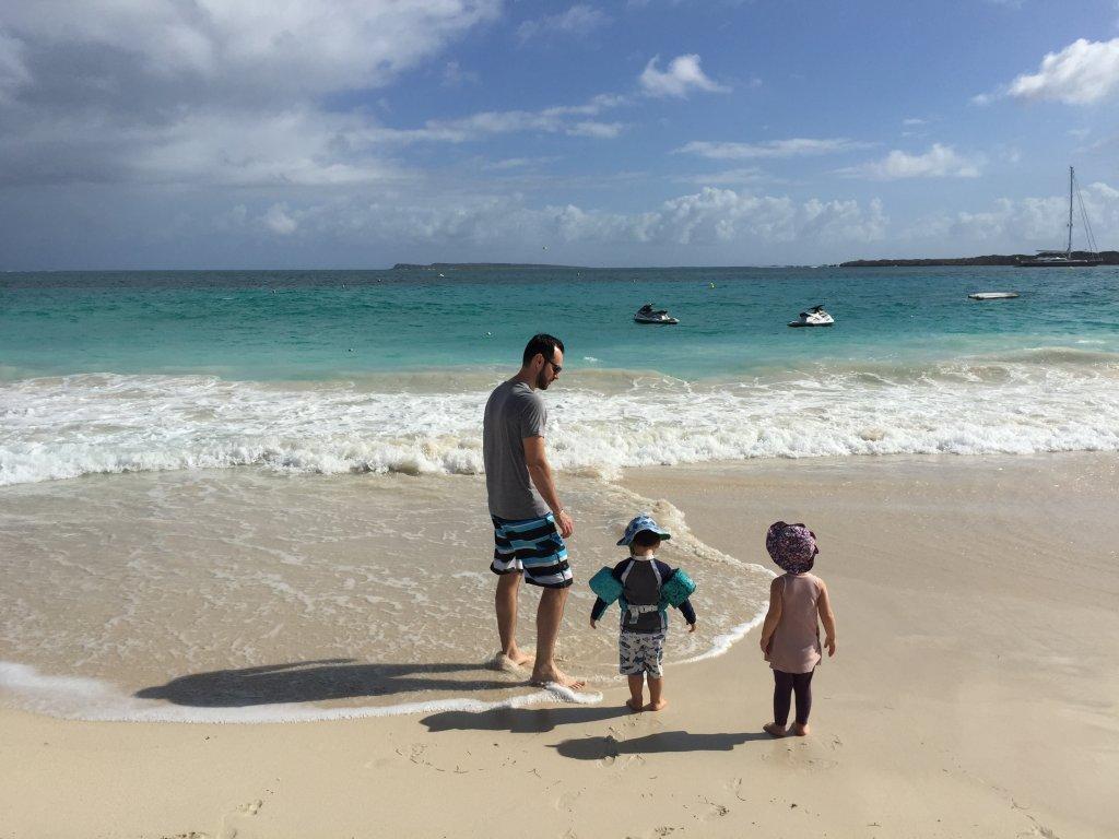 Day 3 - Orient Beach