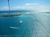 B's bird's eye view from parasail
