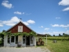 New Zealand winery in Martinborough (North Island)