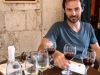 Croatian tasting in Dubrovnik