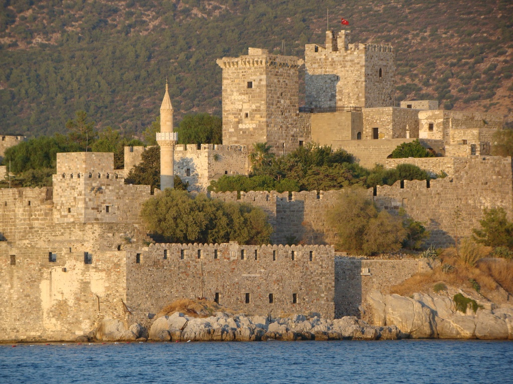 St. Peter's Castle – Bodrum  a.b. journey