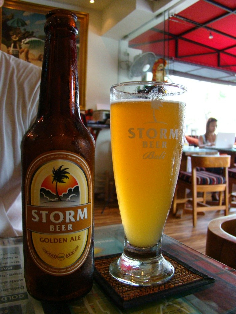 Storm Beer Indonesia A B Journey