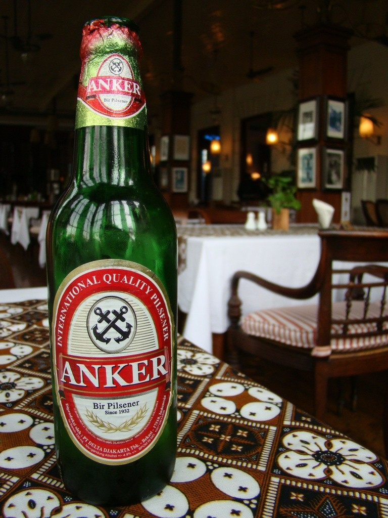 Anker Bir Pilsener Indonesia A B Journey