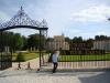 Arriving at Chateau Latour Carnet