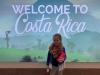 Bienvenidos a Costa Rica! Fresh off the Plane