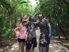 En route to Tulum ruins