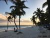 End of day at Playa Paraiso