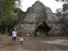 Church at Coba ruins