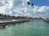 Arriving on Cozumel Island