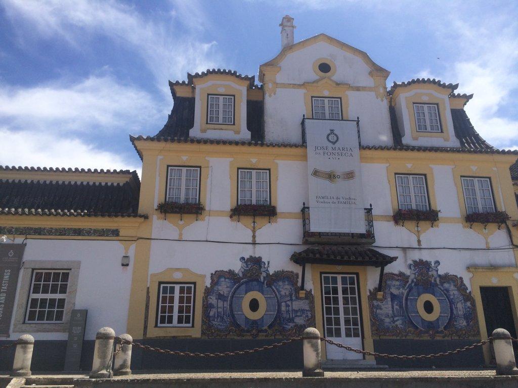 Jose Maria da Fonseca Winery (Located in heart of Azeitao)