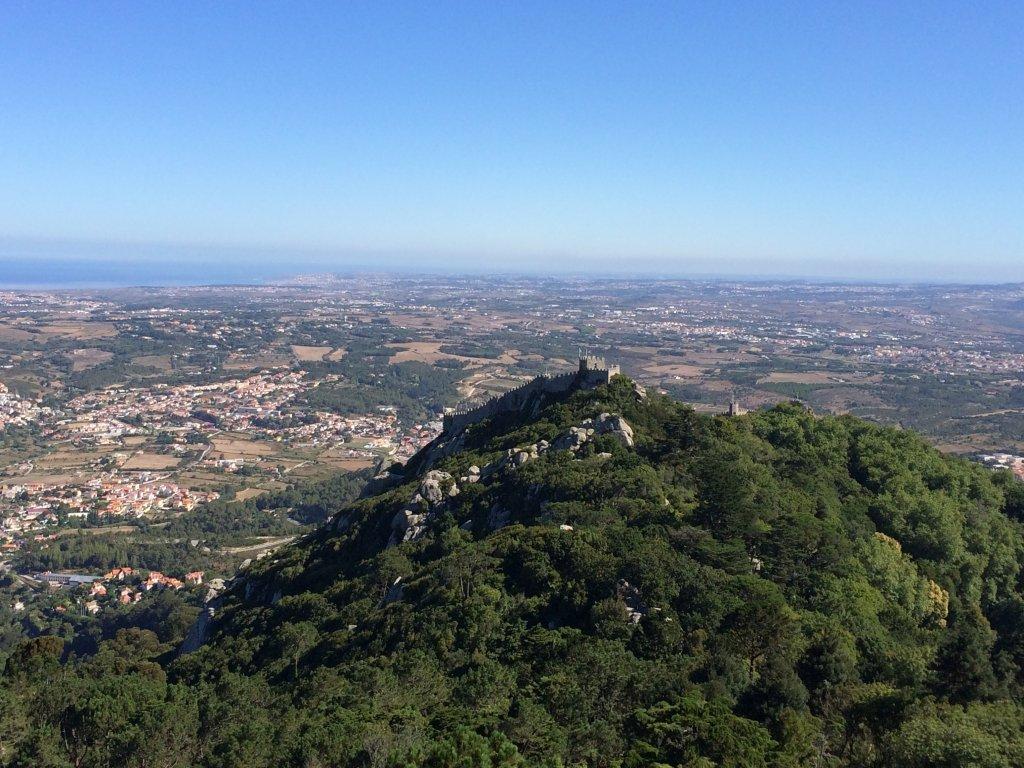 Mouros Castle View