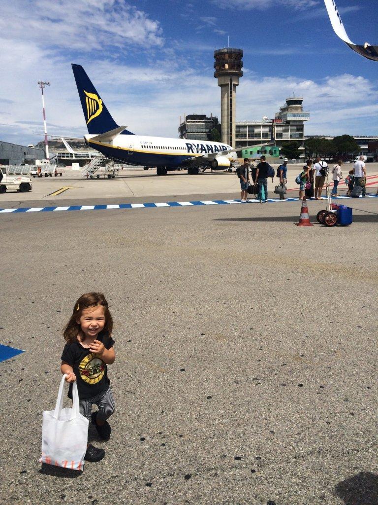 Olivia's arrival in Portugal