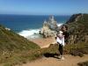 Ursa Beach (the descent was too tough for us)