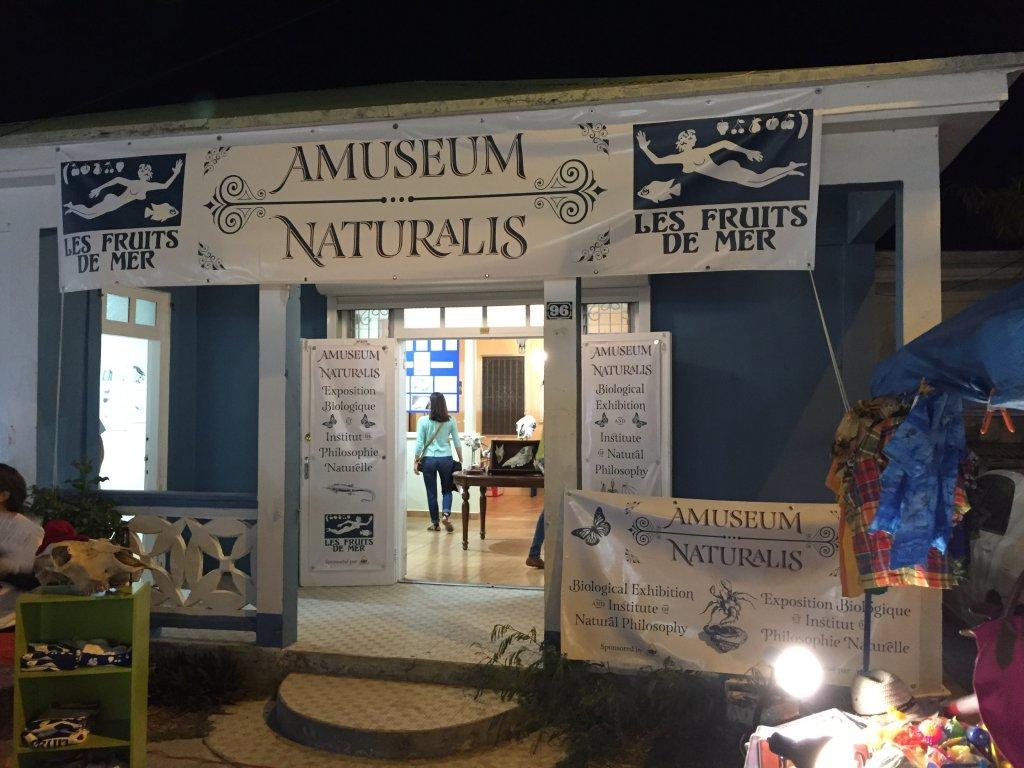 Amusem Naturalis - Grand Opening - Grand Case