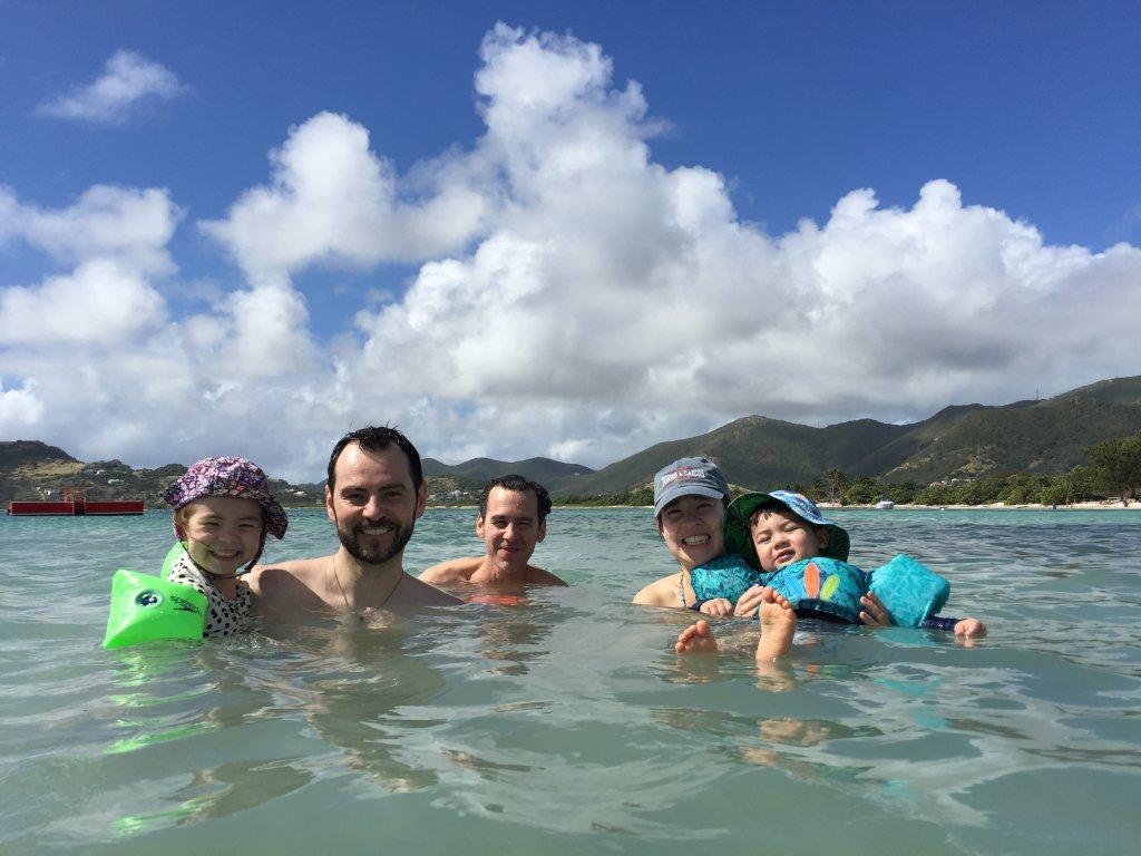 Le Galion Beach Dip