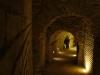 The Royal Cellar tunnels