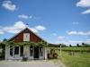 New Zealand winery in Martinborough (North Island)